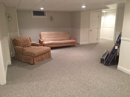 Chatham Cape Cod vacation rental - Basement playroom
