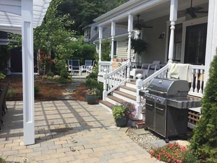 Provincetown, Cape 50 Cape Cod vacation rental - Backyard