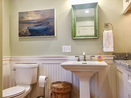 Provincetown, Cape 50 Cape Cod vacation rental - Half Bath
