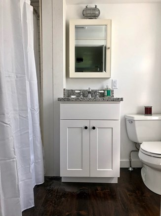 Wellfleet Cape Cod vacation rental - New bathroom with shower!