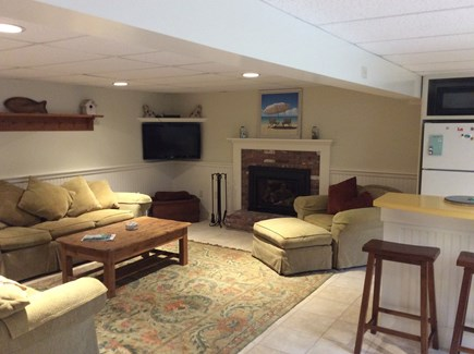 Eastham Cape Cod vacation rental - The living room
