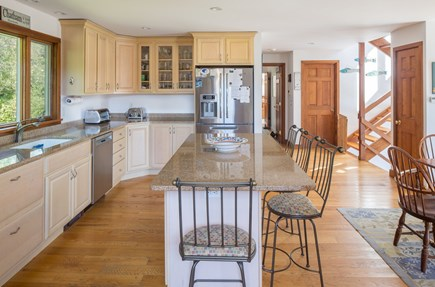Chatham Cape Cod vacation rental - Fully stocked kitchen.