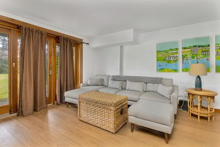 Chatham Cape Cod vacation rental - Sitting area on the ground floor