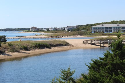West Yarmouth Cape Cod vacation rental - Your Morning Commute to the Beach