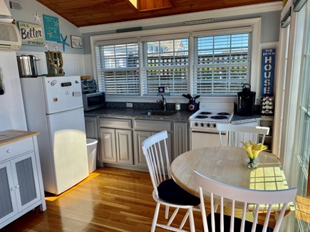West Yarmouth Cape Cod vacation rental - Inside view of cottage