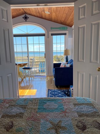 West Yarmouth Cape Cod vacation rental - Rise and shine from your bed