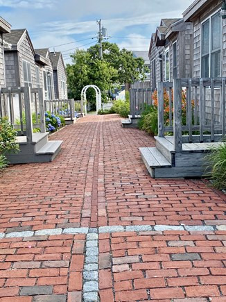 West Yarmouth Cape Cod vacation rental - Walkway to a Condos
