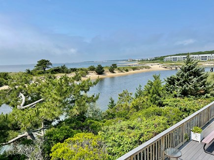 West Yarmouth Cape Cod vacation rental - How about the view from your terrace!