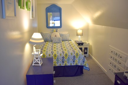 Dennis Port Cape Cod vacation rental - Upstairs bedroom with queen bed
