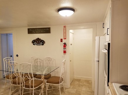 Dennis Port Cape Cod vacation rental - Eat in kitchen