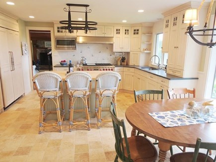 North Chatham Cape Cod vacation rental - Completely updated kitchen