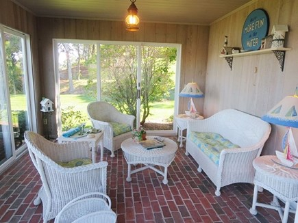 North Chatham Cape Cod vacation rental - Porch