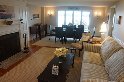 North Chatham Cape Cod vacation rental - Dining room
