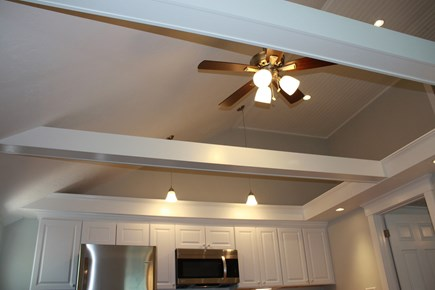 West Yarmouth Cape Cod vacation rental - Vaulted Ceilings