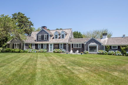 Chatham Cape Cod vacation rental - Large front yard.