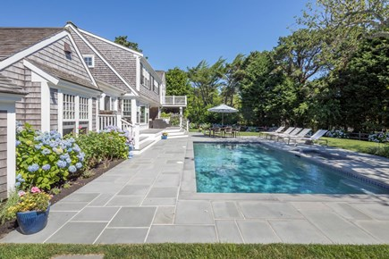 Chatham Cape Cod vacation rental - New pool and patio
