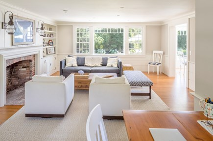 Chatham Cape Cod vacation rental - Cozy living space