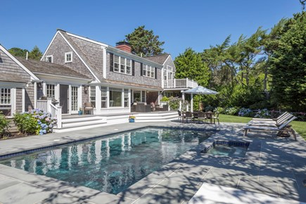 Chatham Cape Cod vacation rental - New Patio and pool