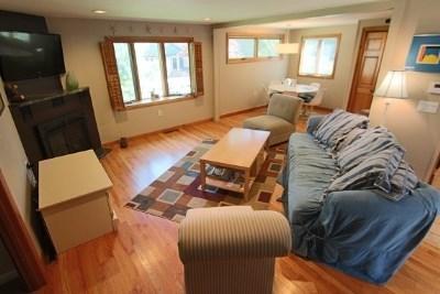 Wellfleet Cape Cod vacation rental - Living Room / Dining Room
