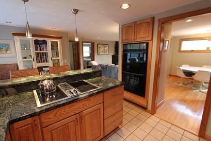 Wellfleet Cape Cod vacation rental - Kitchen-Dining