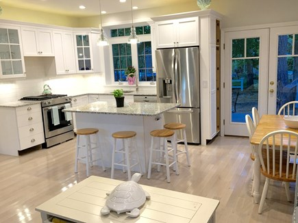 Hyannis Cape Cod vacation rental - State-of-the-art kitchen with all new appliances with dishwasher