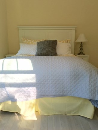 Hyannis Cape Cod vacation rental - Main level queen master with en-suite bath & TV