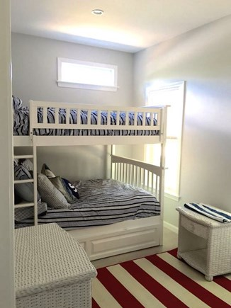 Hyannis Cape Cod vacation rental - Main level full-over-full bunk bed room