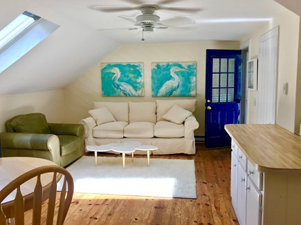 Hyannis Cape Cod vacation rental - Upper level open floor plan with queen sofabed
