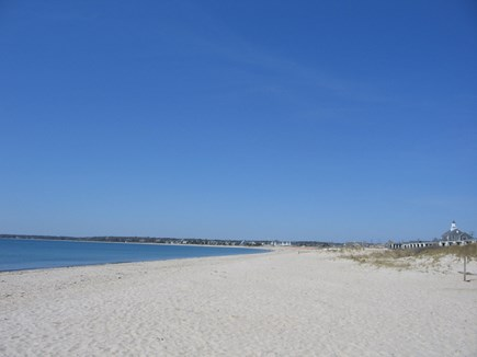 Centerville Cape Cod vacation rental - Craigville Beach is just 3 driveways down the street