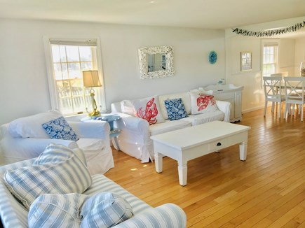 Centerville Cape Cod vacation rental - One of 2 living room lounging spaces