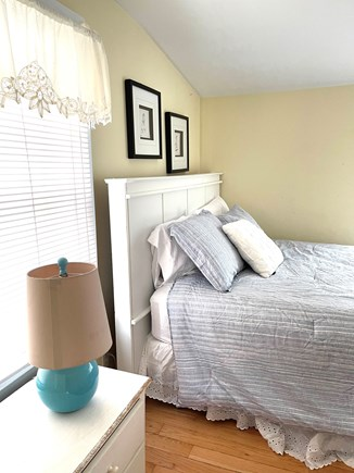 Centerville Cape Cod vacation rental - First-floor master has a queen bed, flat-screen and en suite bath
