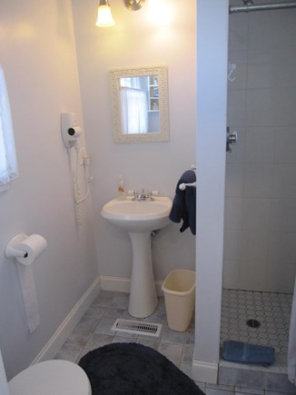 Centerville Centerville vacation rental - 2nd fl bath with tiled shower stall