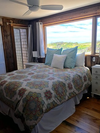 South Wellfleet on the Ocean Cape Cod vacation rental - Guest bedroom with queen bed