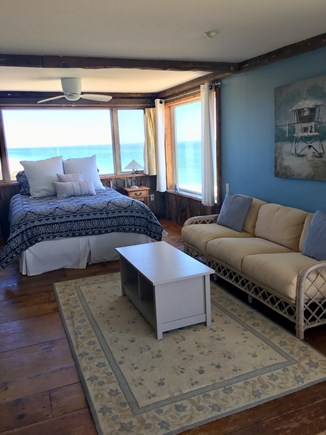 South Wellfleet on the Ocean Cape Cod vacation rental - Master with queen bed
