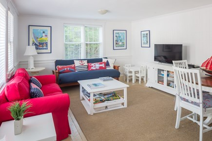 Chatham Cape Cod vacation rental - Family room, perfect for the kids!