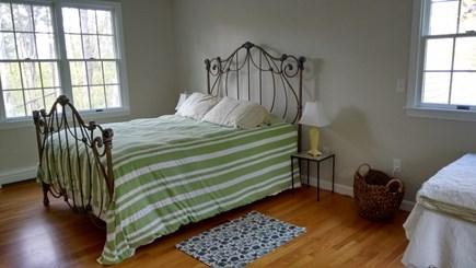Wellfleet Cape Cod vacation rental - Upstairs master bedroom in main house