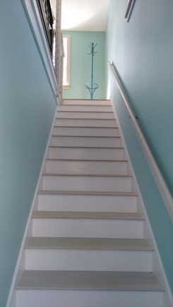 Wellfleet Cape Cod vacation rental - Separate entry to the loft
