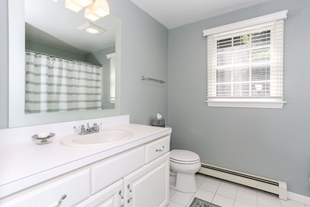 East Orleans Cape Cod vacation rental - Second floor full bath with tub/shower.