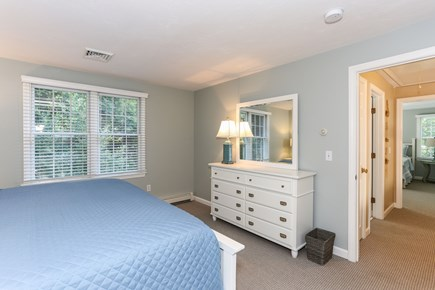 East Orleans Cape Cod vacation rental - Another view of king bedroom