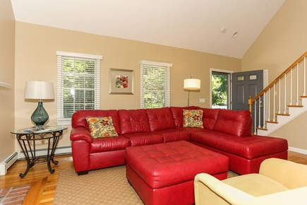 East Orleans Cape Cod vacation rental - Spacious living room.