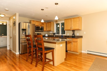 East Orleans Cape Cod vacation rental - Fully equipped kitchen.