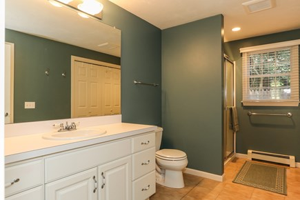 East Orleans Cape Cod vacation rental - First floor full bath with shower.