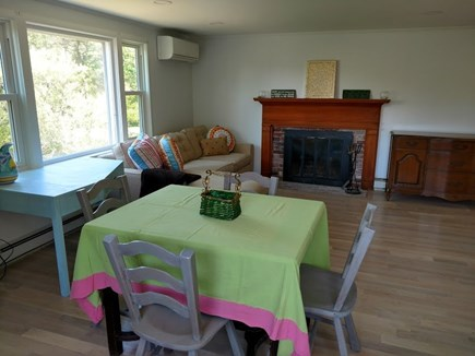 South Chatham Cape Cod vacation rental - View of Living Room from Kitchen