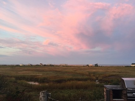 Eastham Cape Cod vacation rental - Pink Skies over Marsh