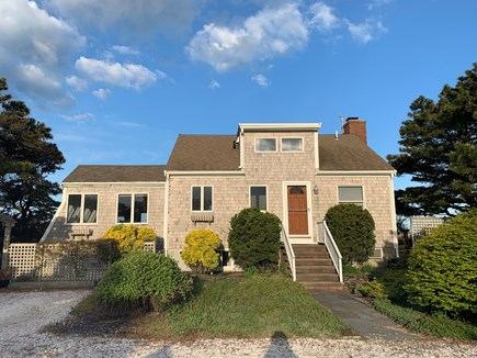 Eastham Cape Cod vacation rental - Street view of House