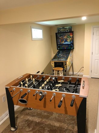 Sagamore Beach Sagamore Beach vacation rental - Games Foosball and Pinball for all