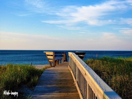 East Sandwich Cape Cod vacation rental - Walk less than 1/4 mile to private assn beach access