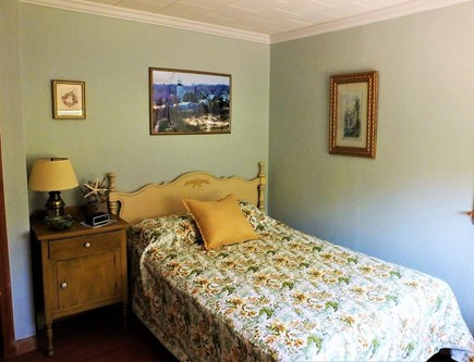 East Sandwich Cape Cod vacation rental - First floor bedroom