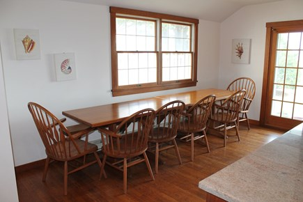 Mashpee Cape Cod vacation rental - Dining Area off kitchen