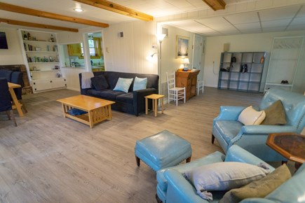 Wellfleet Cape Cod vacation rental - Spacious, open common room